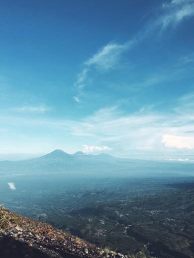 Other surrounding volcanoes