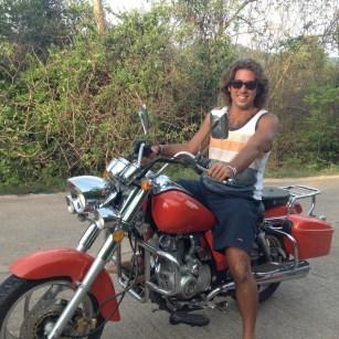 thailand motorbike