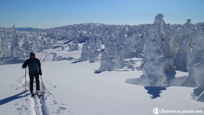 Les plus belles randonnées du Québec Mont Logan Gaspésie Explorer la planète