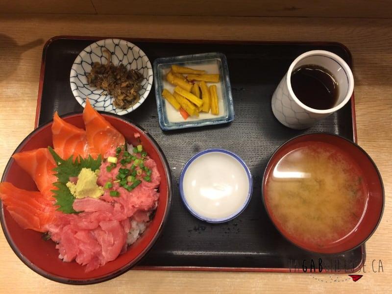 Visiter Tokyo en 7 jours c'est suffisant pour tomber en amour avec la gastronomie locale!