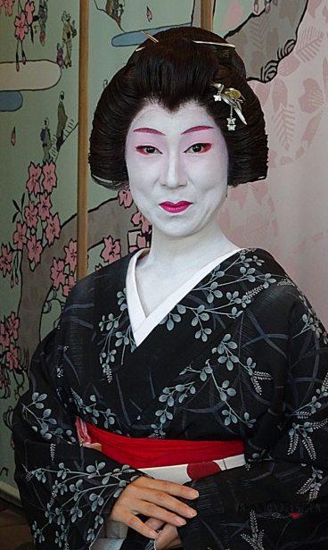 visiter tokyo en 7 jours geisha