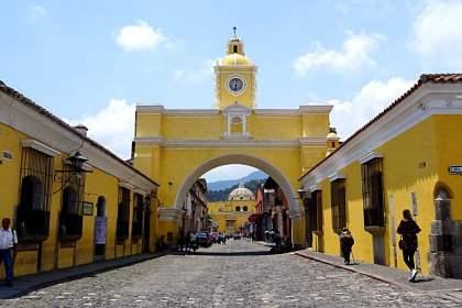 Voyage au Guatenala itinéraire de 2 semaines Antigua