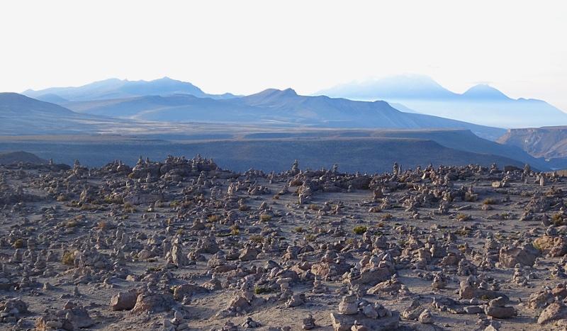 Itinéraire 3 semaine au Pérou Canyon Colca vallée des volcans