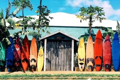 Retraites de surf et yoga