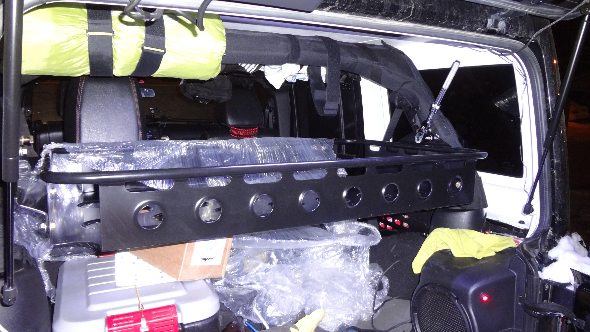 Synergy Jeep Baja Basket