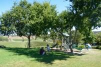 Lekparken vid vingården De Bortoli
