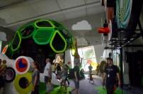 Det fantastiska lekrummet på Melbourne museum