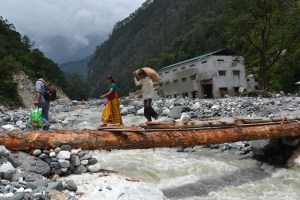 A lot would be needed to done to restore the tourism infrastructure in Uttarakhand