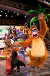 King Louie in Mickey and the Magical Map
