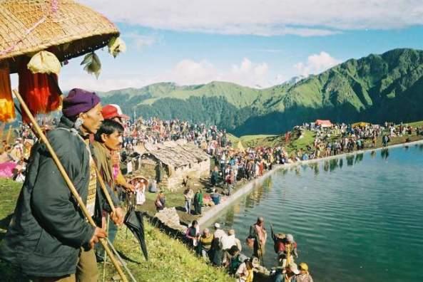 नंदा देवी राजजात यात्राः फाइल फोटो
