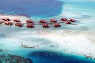 Resort at Conrad Hilton's Rangali island