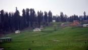 यहां रुकने के लिए कश्मीर टूरिज्म के गेस्ट हाउस व प्राइवेट कॉटेज भी हैं