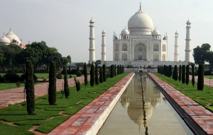 Taj Mahal is always a top draw for travelers in any weekend in the North India