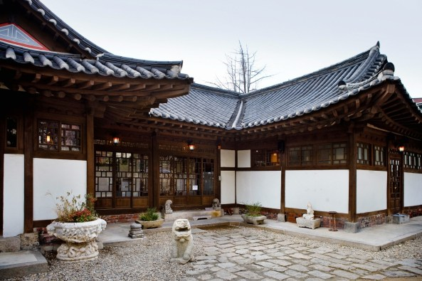 Hanok_Traditional House