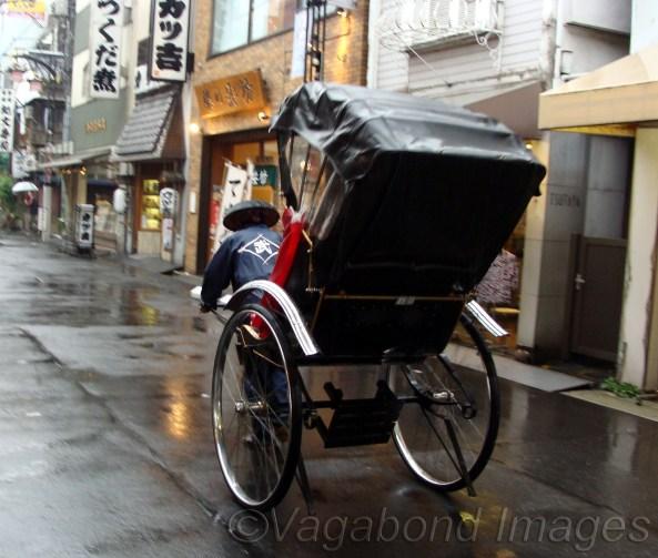 Tokyo Rickshawpuller
