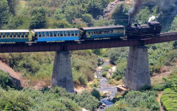 NILGIRIS-Mountain railways. Photo: The Hindu