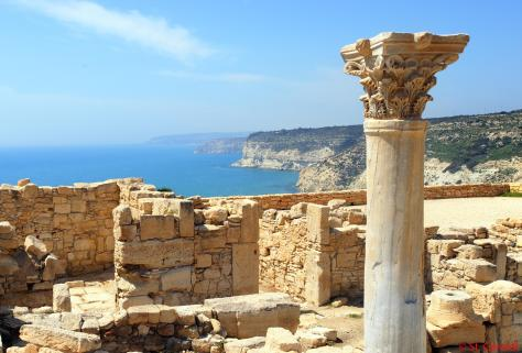 Early Christian Basilica Kourion