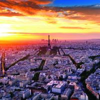 An evening in Paris- with your love!