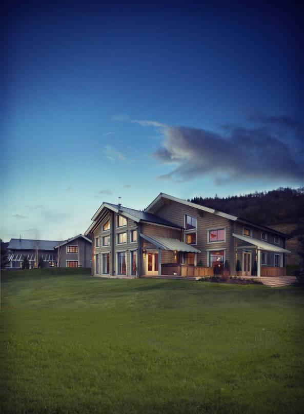 Hunter Lodges