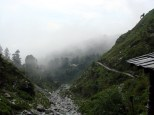 Beautiful trekking route