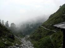 Beautiful trekking route