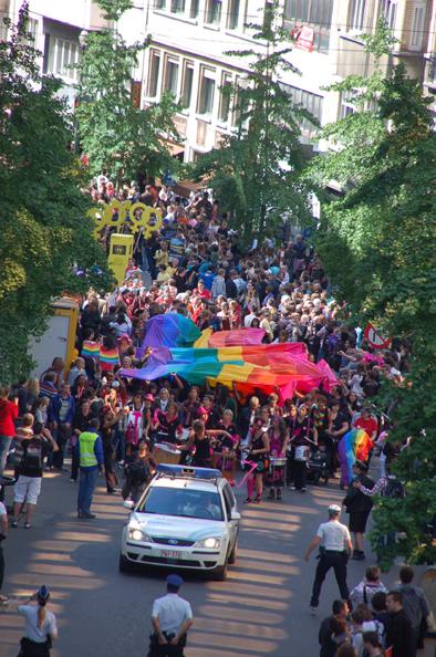 Belgian Pride