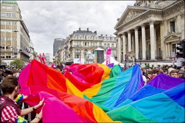 Belgian Pride 2012 �VISITBRUSSELS -E.Danhier