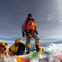 Photos: First Dalit to scale Mount Everest, S. Anand Kumar