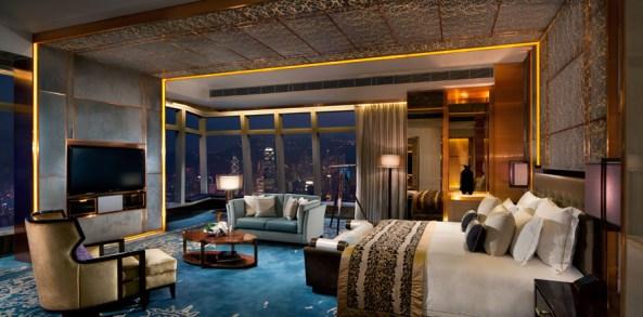 The Ritz-Carlton, Bangalore suite