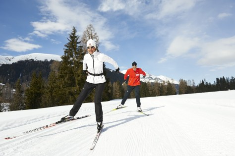 Davos Klosters awarded best ski resort in the Alps.
