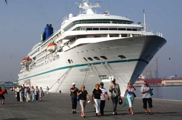 cruise ship Amadea