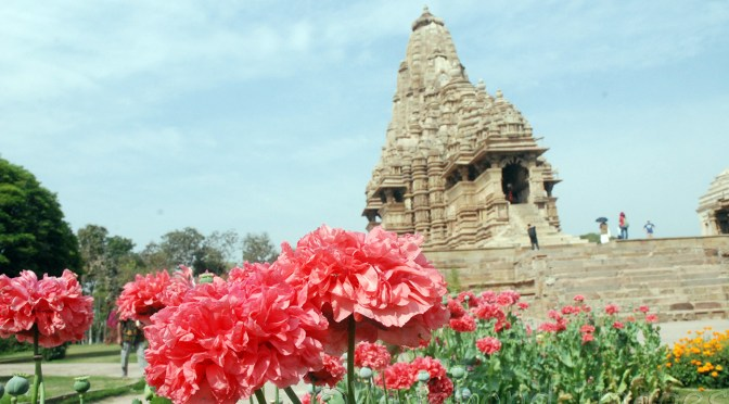 Spring in Khajuraho – A photo diary