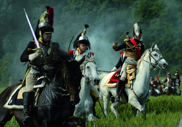 Battle of Waterloo Reenactment - Photo: Philippe Debruyne