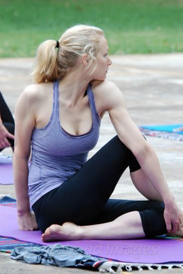 Yoga in Kairali11