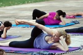 Yoga in Kairali14
