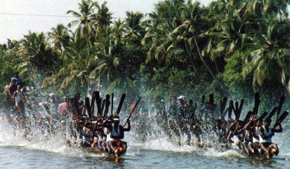 Payippad-Boat-Race