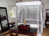 A Garden room of Galle Fort Hotel.