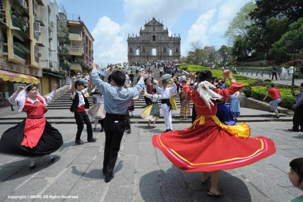 Feast of Maidens- Macau