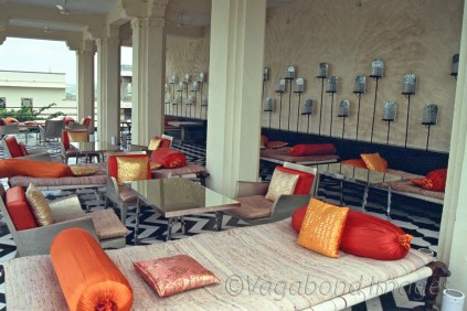 A place to relax and enjoy for the guests!