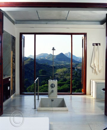 Like no other. Bathroom in the Aravali suite!