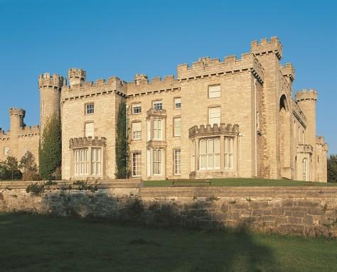 Bodelwyddan Castles