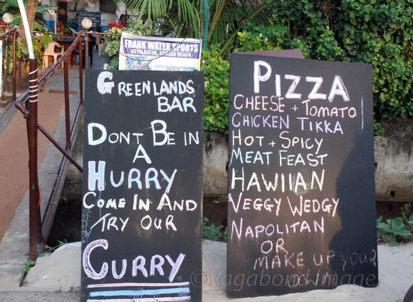 Goa & curry