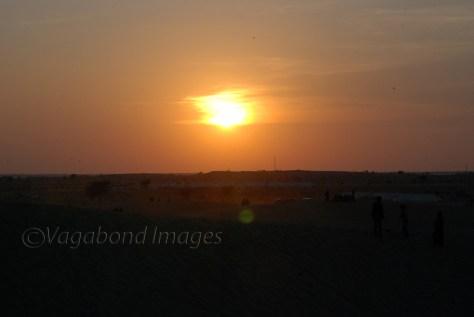 Sunset at Thar2