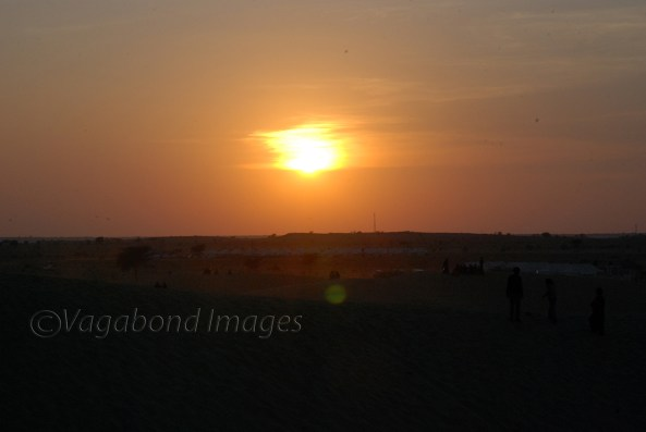 Sunset at Thar2
