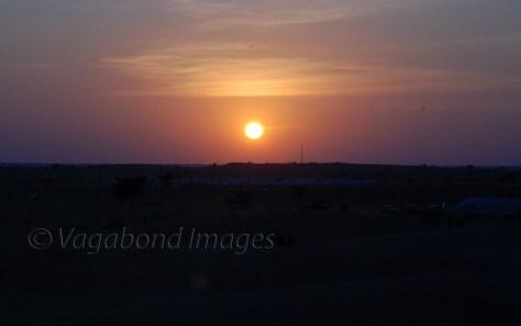 Sunset at Thar4