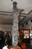 The Ancestor statue of Tanimbar. Tanimbar has distinct art of Wood carving.