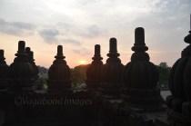 Prambanan Sunset4