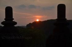 Prambanan Sunset11