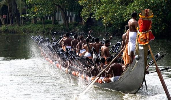 Champakulam Boat race
