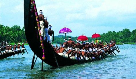 Aranmula-Boat race